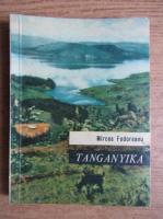 Anticariat: Mircea Fodoreanu - Tanganyka, crocodilul de argint