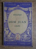 Anticariat: Moliere - Dom Juan (1934)