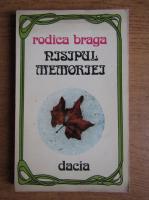 Anticariat: Rodica Braga - Nisipul memoriei