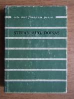 Anticariat: Stefan Augustin Doinas - Versuri