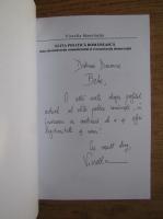 Anticariat: Viorella Manolache - Elita politica romaneasca, intre deconstructia comunismului si reconstructia democratiei (cu autograful autoarei)