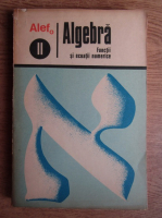 Anticariat: C. Gautier - Algebra. Functii si ecuatii numerice (volumul 2)