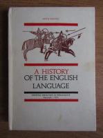 Anticariat: Edith Iarovici - A history of the English language