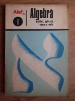 Anticariat: G. Girard - Algebra. Multimi, aplicatii, numere reale