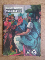 Anticariat: Ion Topolog - Lovituri din umbra (Clubul Temerarilor, 37)