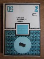 Anticariat: M. Bodea - Circuite integrate liniare (volumul 2)