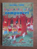 Marcela Penes - Bucuria de a scrie compuneri pentru elevii claselor a III-a si a IV-a