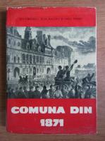 Anticariat: Pierre Angrand, Jean Bouvier - Comuna din 1871