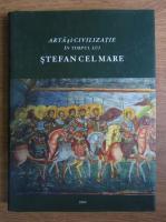 Anticariat: Razvan Theodorescu - Arta si civilizatie in timpul lui Stefan cel Mare