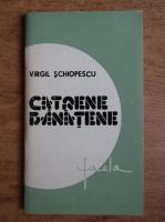 Anticariat: Virgil Schiopescu - Catrene banatene
