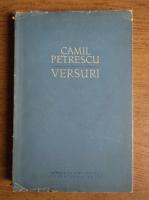 Anticariat: Camil Petrescu - Versuri