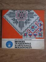 Anticariat: Elena Nita Ibrian - Broderii Traditionale si Artizanale Moldovenesti