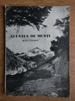 George Valsan - Cetatea de munti