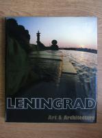 Anticariat: Leningrad. Art and Architecture