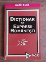 Marin Buca - Dictionar de expresii romanesti