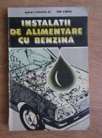 Anticariat: Mihail Stratulat - Instalatii de alimentare cu benzina