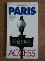 Anticariat: Richard Saul Wurman - Paris. Metro access