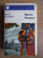 Anticariat: Alexei Ceapighin - Razin Stepan