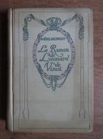 Anticariat: Dmitry de Merejkowsky - Le roman de Leonard de Vinci