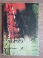 Anticariat: Florin Toma - Peisaj cu fluturi noaptea