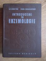 Anticariat: I. F. Dumitru - Introducere in enzimologie
