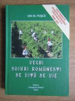 Ion M. Pusca - Vechi soiuri romanesti de vita de vie