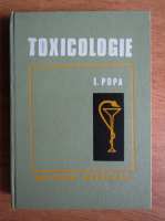 Anticariat: Ion Popa - Toxicologie