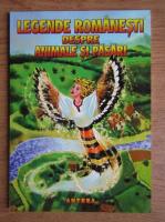 Anticariat: Legende romanesti despre animale si pasari