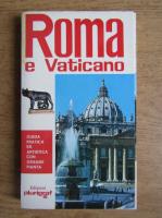 Loretta Santini - Roma e Vaticano. Guida practica ed artistica con grande pianta