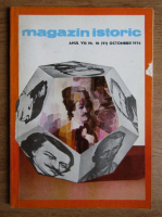 Anticariat: Magazin istoric anul VIII, nr. 10 (91), octombrie 1974