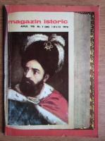 Anticariat: Magazin istoric anul VIII, nr. 7 (88), iulie 1974