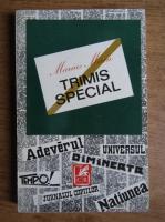 Marius Mircu - Trimis special