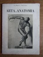 Mircea Athanasiu - Arta si anatomia (1944)