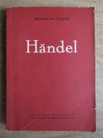 Mircea Nicolescu - Handel