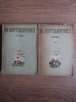 Nikolai Ostrovski - Opere (2 volume)