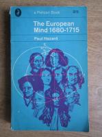 Paul Hazard - The European Mind 1680-1715
