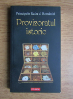 Principele Radu al Romaniei - Provizoratul istoric. Regalitate si institutionalism