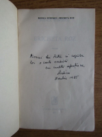 Anticariat: Rodica Sfintescu - Bricheta roz (cu autograful autoarei)