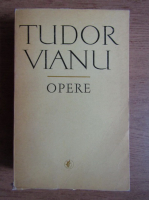 Anticariat: Tudor Vianu - Opere (volumul 3, partea a 2-a)