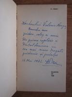 Anticariat: Alexandru Ivanescu - Balerina de fier (cu autograful autorului)