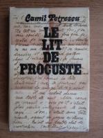 Anticariat: Camil Petrescu - Le lit de Procuste