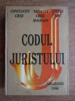 Constantin Crisu, Stefan Crisu - Codul juristului