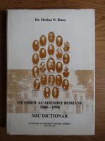 Dorina Rusu - Mic dictionar