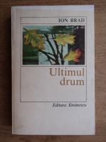Anticariat: Ion Brad - Ultimul drum