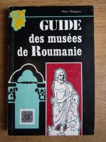 Marin Mihalache - Guide des musees de Roumanie
