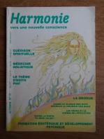 Anticariat: Revista Harmonie, nr. 17, anul 1988