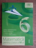 Stefan Smarandoiu - Matematica pentru clasa a 6-a