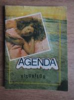 Anticariat: Agenda visurilor