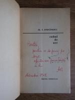 Al. I. Stefanescu - Clubul de aer (cu autograful autorului)