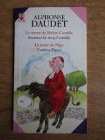 Anticariat: Alphonse Daudet - Secretul lui mos Cornille. Catarca Papei (editie bilingva)
